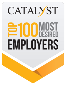 Top 100 Most Desired Employers